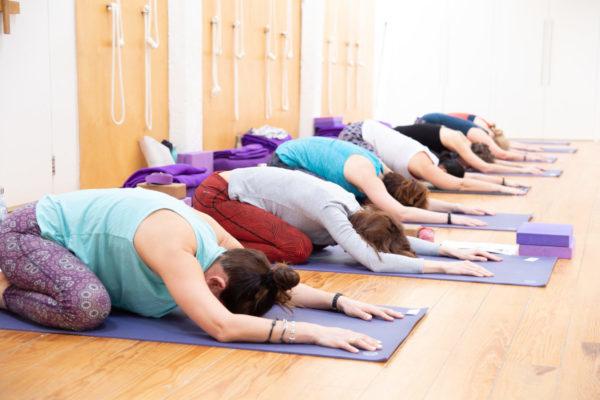 menopause yoga